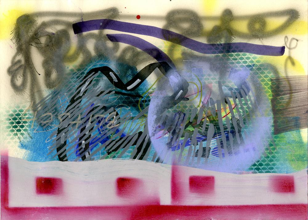 002, 2015, Mixed Media, 21 x 29,7 cm