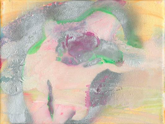 Bild13, Edition Amok, 2005, Öl auf Leinwand, 18 x 24 cm